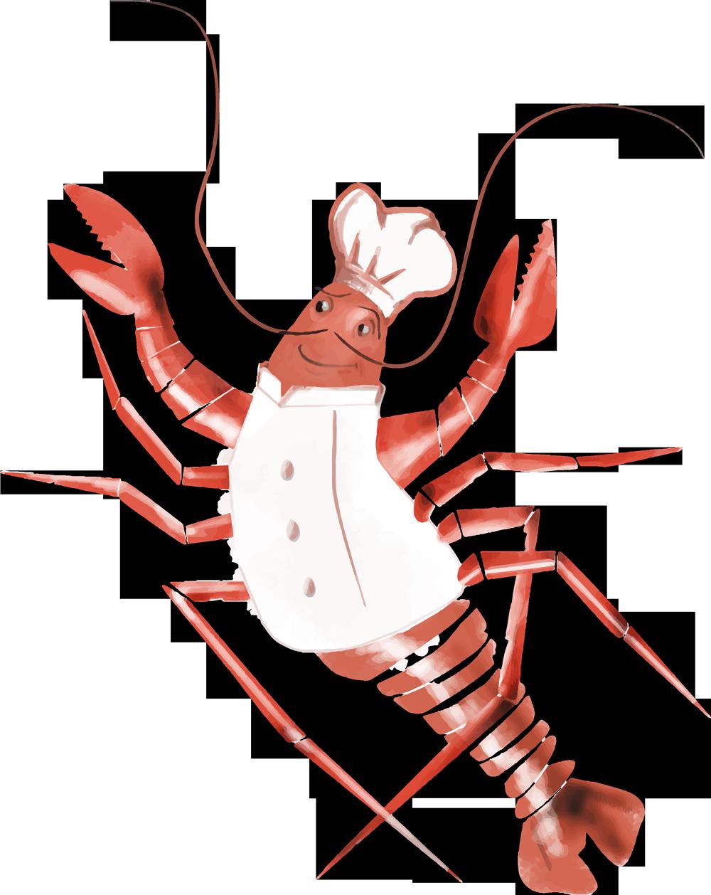 Dancing Lobster